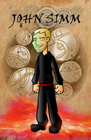 The Master : John Simm by CPD-91