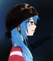 Russell by Nile-kun