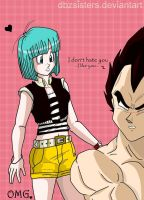 I Don't Hate You clr by dbzsisters