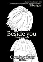 Beside You (Cover your Eyes) Promo Poster 2 by Fuouo