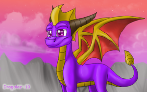 Old Spyro by Dragolaz