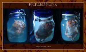Pickled Punk by TimBeard