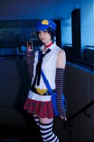 Marie - Persona 4 Golden by Lithium-Toxide