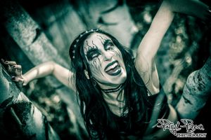 The Black Metal serie - 2 by MrSyn