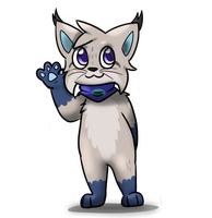 meow,I'm a kitty cat by ImagineitSplotched