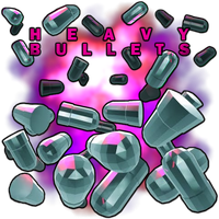 Heavy Bullets by POOTERMAN