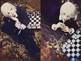 Alois Trancy - XI by DenikaKiomi