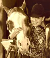 Kate Wins Third National Western Riding Title by pcurto