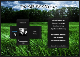 The Gift for CAD 2.0+ by barberioX