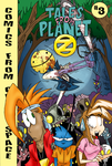 Planet Z 3 - Cover by FractiousLemon