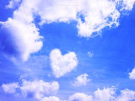 Heart in the sky by funnyzzz