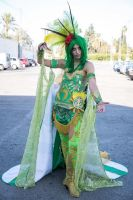 Rydia of Mist by Larxenne