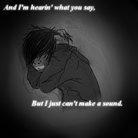 Can't make a sound by evil-bloody-angel