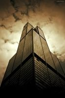 Willis Tower by Wolf-X-Parade