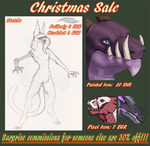 Christmas Sale 2016 by Virensere