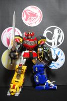 We Need Megazord Power NOW! by Botboy41