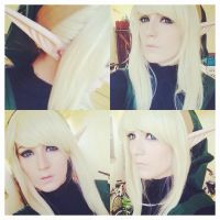Hylian Hero Cosplay-Test by xCUDDLES