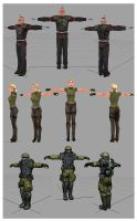 Example of Psi ops models by Dozogovi