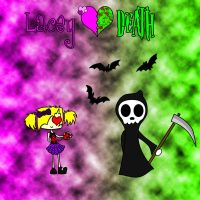 Lacey Loves Death by EveryRoseDesigns
