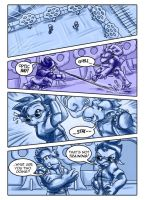 BnB P2 - Training Mode 1 by scowlingelf