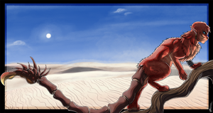 The Desert by shorty-antics-27