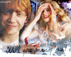 Romione - Will you marry me? by PrincessPatsy