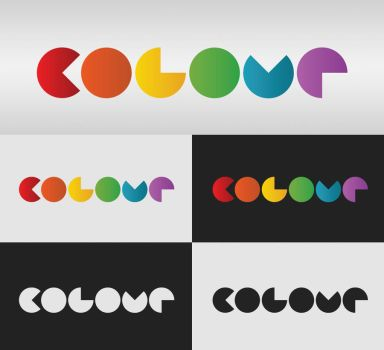 Colour Logotype v3 by Semper031