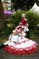 Animagic 2013 - Trinity Blood by xxxStarlaxxx