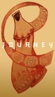 Journey ps3 by Leandro-Damasceno