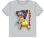 chopper Tshirt by Patch-W