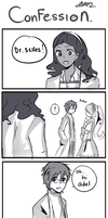 TC comic : ADEL'S CONFESSION by likeasurgeon