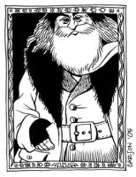 Hagrid by doncarson