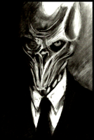 Charcoal: The Silence by Cageyshick05