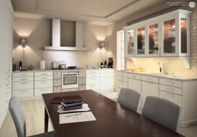 Evermotion kitchen by zipper