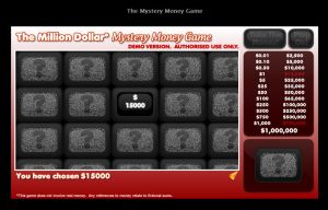 The Mystery Money Game by flashdo
