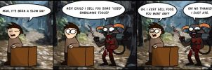 The Adventures of Tibbles in Skyrim by Trigus
