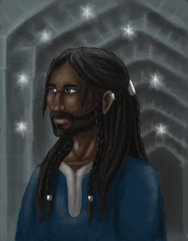 Durin the Deathless by rufious