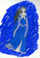 The Silmarillion: Varda by Saphari