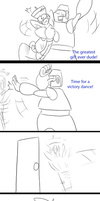 A hard reaction part 2 by zavraan