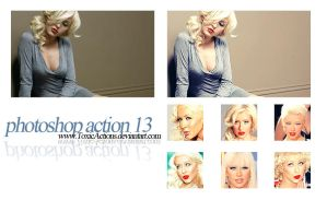 Photoshop Action 013 by ToxicActions