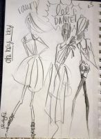 a glimpse into my sketchbook 2 by LoveSerenity