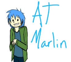 Marlin AT Style! :D by AntiGravityFox