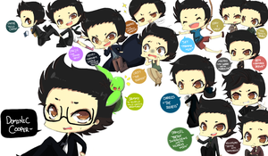 +Dominic Cooper+ by ritsuneko69