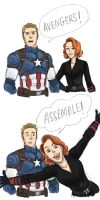 Assemble! by pencilHead7