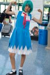 Cirno! - Anime Expo 2012 by EriTesPhoto