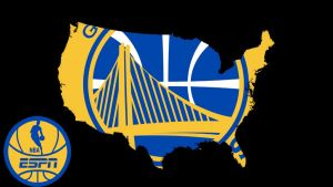 NBA USA:Golden State Warriors by DevilDog360