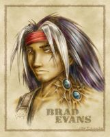 Brad Evans - Wild Arms 2 by nachtwulf