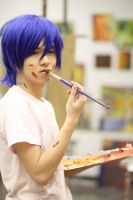 Kaito - Blue Splash by soulCerulean