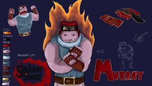 The Murray! by Apples-Malus