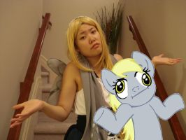 2012 - Animethon19 Cosplay - Derpy Hooves by TatsukiIshida10